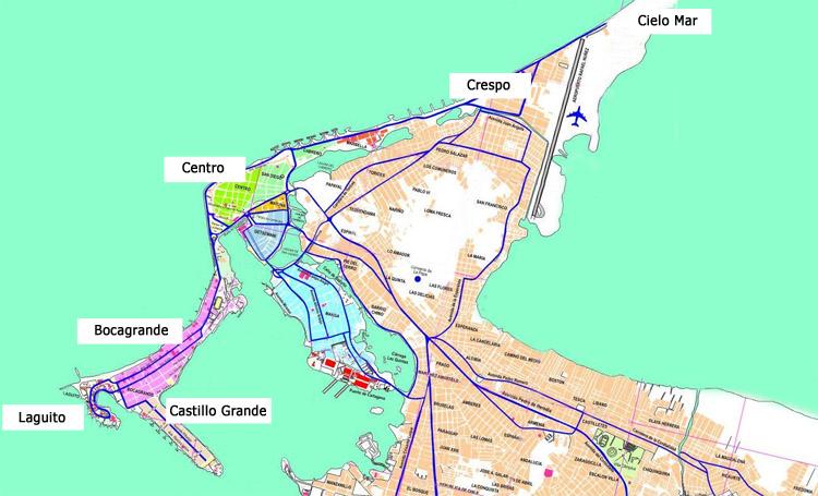 Traslado aeropuerto cartagena de indias