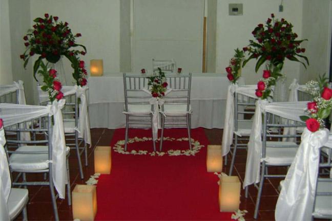 Decoracion matrimonio civil en casa - Decoracion ceremonia civil ...