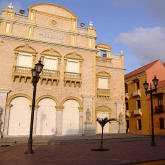 Teatro Heredia en Cartagena