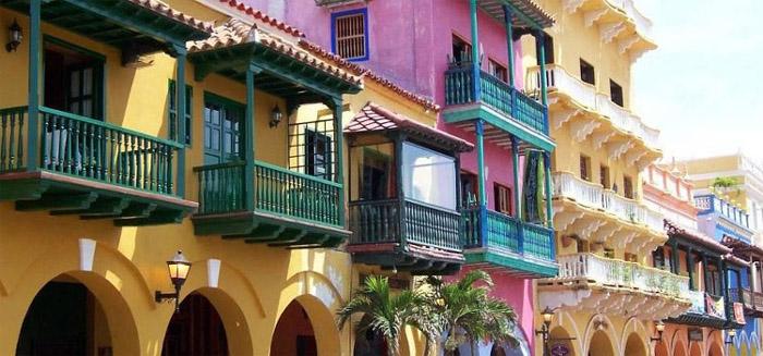 Arquitectura de Cartagena