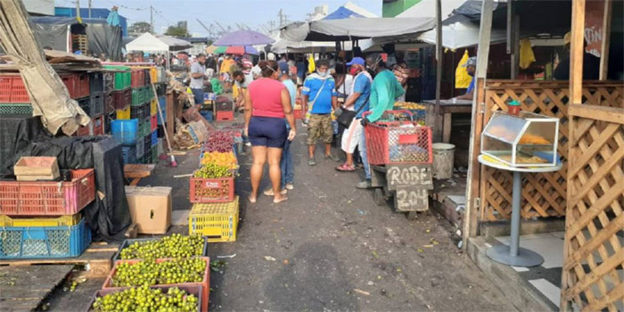 Mercado de Bazurto Cartagena