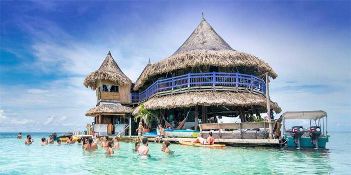 Casa en el Agua Cartagena