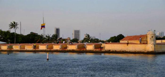 Fuerte Pastelillo Cartagena