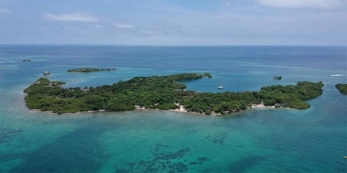 Isla Caribaru islas del Rosario