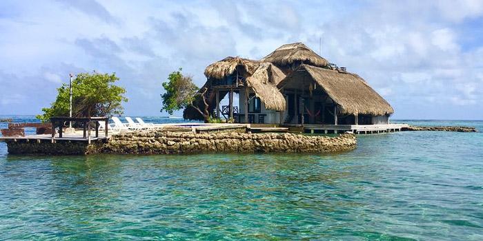 Isla Kaloha islas del Rosario