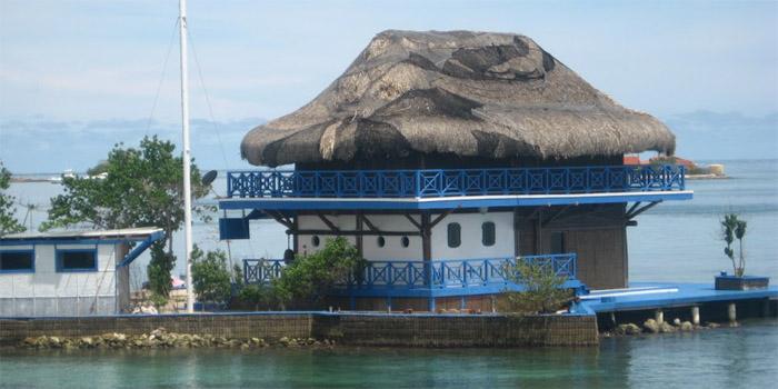 isla Santa Lucia Islas del Rosario