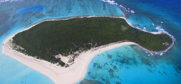 Isla del Tesoro islas del Rosario