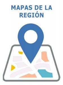 Mapas de la región de Cartagena