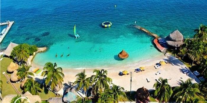 Isla Múcura Islas de San Bernardo