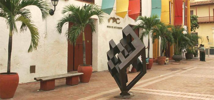 Museo arte moderno Cartagena
