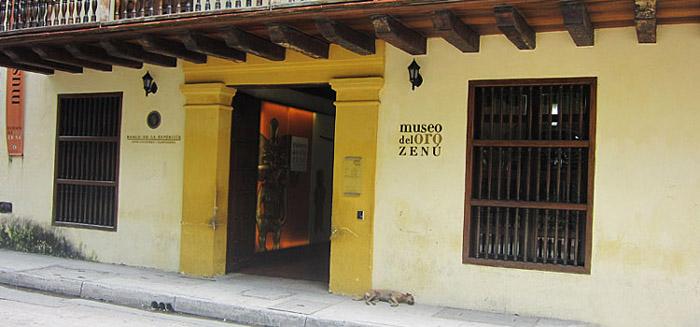 Museo de Oro Cartagena