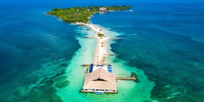 Isla Palma islas San Bernardo