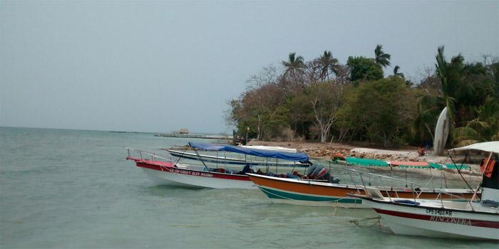 Isla Panda Islas de San Bernardo