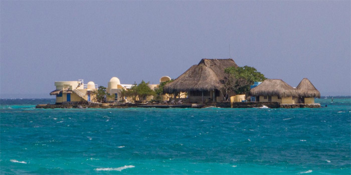 Islas del Pirata Islas del Rosario