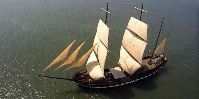 Barco pirata Phantom Cartagena