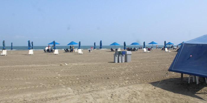 Playa Azul La Boquilla Cartagena