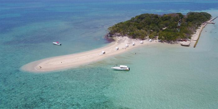 Playa Bendita Islas del Rosario