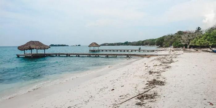 Playa Bonita Islas del Rosario