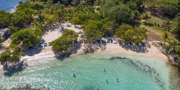 Playa Gente de Mar Islas del Rosario