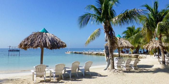 Playa Mistica Islas de San Bernardo