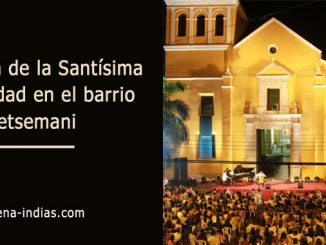 Plaza de la Trinidad Getsemani