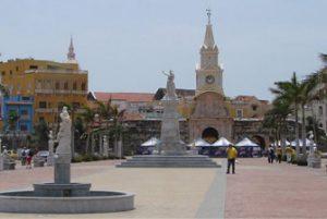 Camellón de los Martires Cartagena