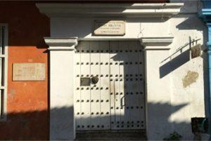 Casa Simon Bolivar Cartagena