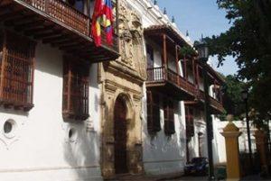 Palacio de la Inquisición Cartagena