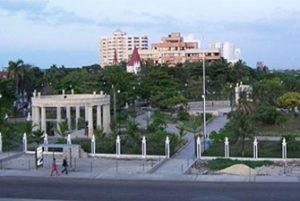Parque Apolo Cartagena