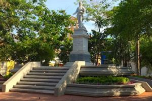 Parque Fernandez Madrid Cartagena