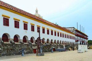 Plaza de las Armas Cartagena
