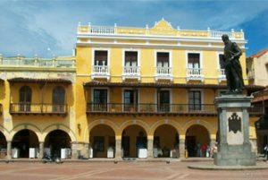 Plaza de los Coches Cartagena
