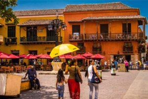 Plaza Santo Domingo Cartagena