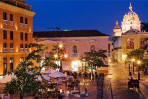 Plaza Santa Teresa Cartagena