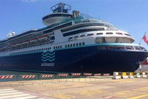 Puerto de crucero Cartagena