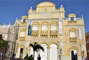Teatro Pedro de Heredia Cartagena