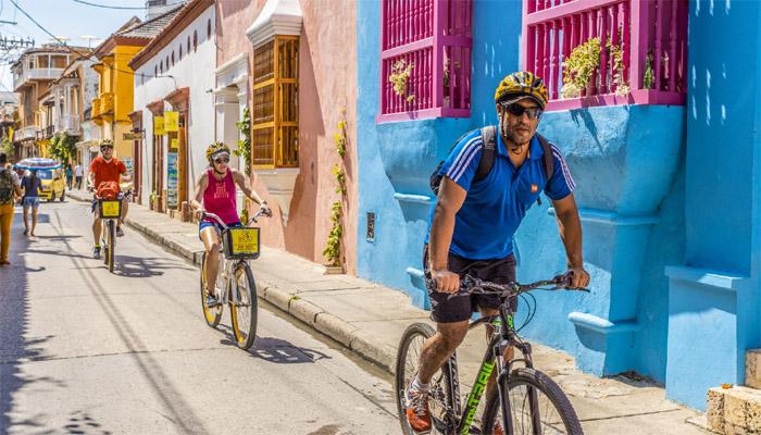Tour bicicleta Cartagena
