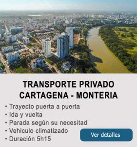 Transporte Cartagena y Monteria