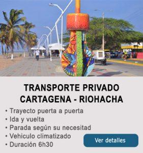 Transporte Cartagena y Riohacha