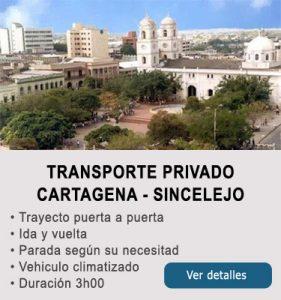 Transporte Cartagena y Sincelejo