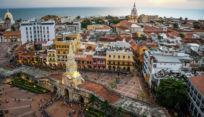 Visita Cartagena