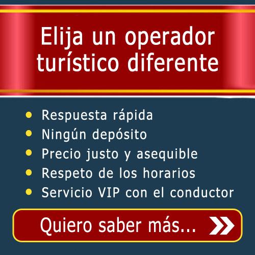 Servicio de transporte, tour y traslado en Cartagena