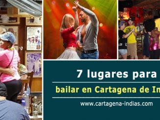 7 lugares para bailar en Cartagena de Indias