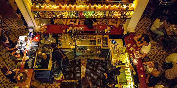 Bar Alquimico Cartagena