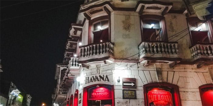 Salsa Cafe Havana
