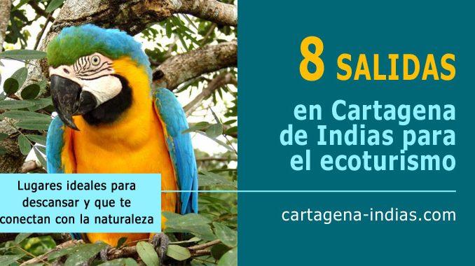 salidas en Cartagena para el ecoturismo