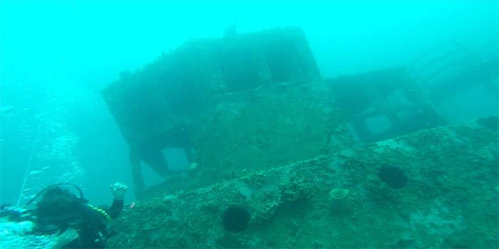 Museo submarino de Cartagena