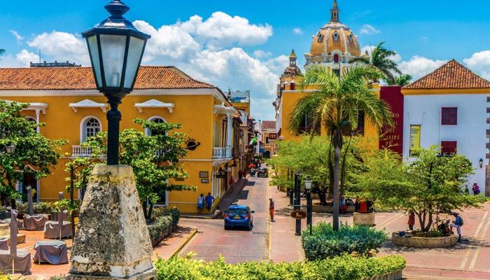 Plaza de Santa Teresa Cartagena