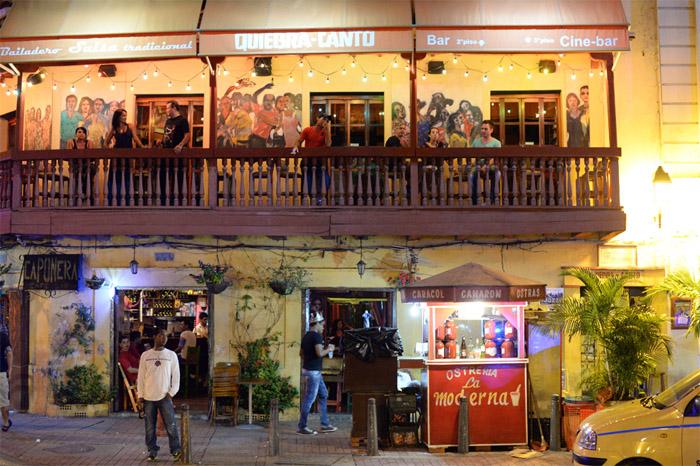 Quiebra Canto Cartagena
