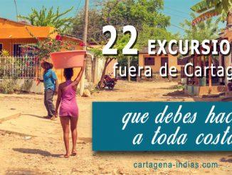 excursiones fuera de Cartagena